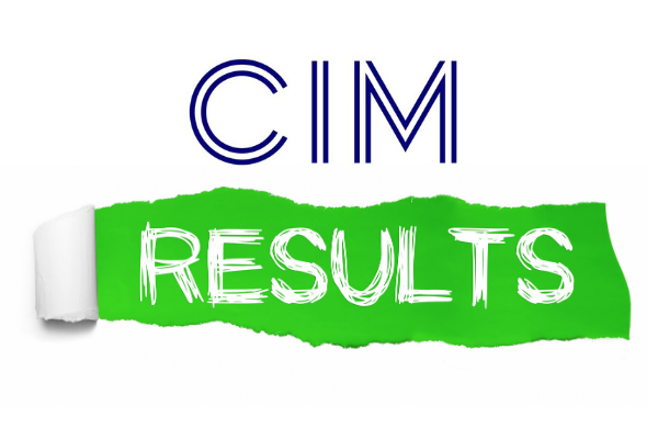 CIM April 2020 results
